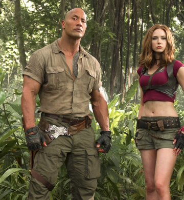 Jumanji Welcome To The Jungle Sony Pictures Entertainment