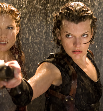 Resident Evil Afterlife Sony Pictures Entertainment