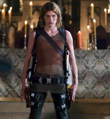 Resident Evil 2 Apocalypse Sony Pictures Entertainment