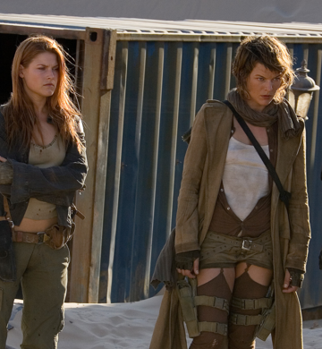 Resident Evil Extinction Sony Pictures Entertainment