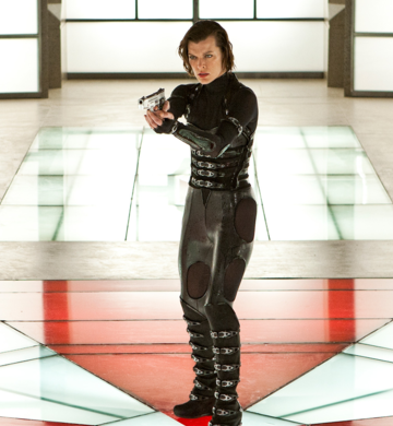 Resident Evil Retribution Sony Pictures Entertainment