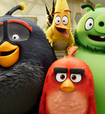The Angry Birds Movie 2 Sony Pictures Entertainment