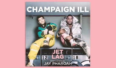 "Get hyped with the original track ""Jet Lag"" from Champaign ILL."