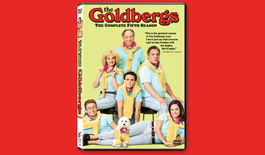 The Goldbergs Season 5 DVD