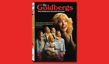 The Goldbergs Season 4 DVD
