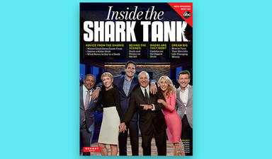 """Inside the Shark Tank"""
