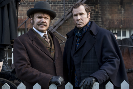 Holmes and Watson Digital Extras