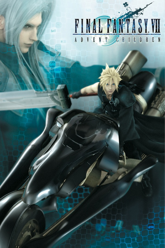 Final Fantasy Vii Advent Children Complete Sony Pictures