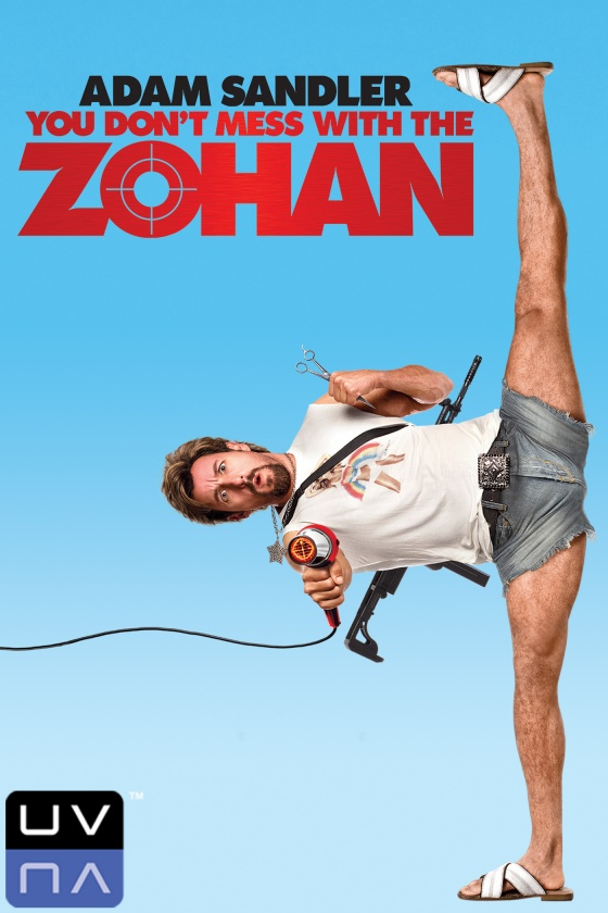 You Don't Mess With the Zohan! - Play You Don't Mess With ...