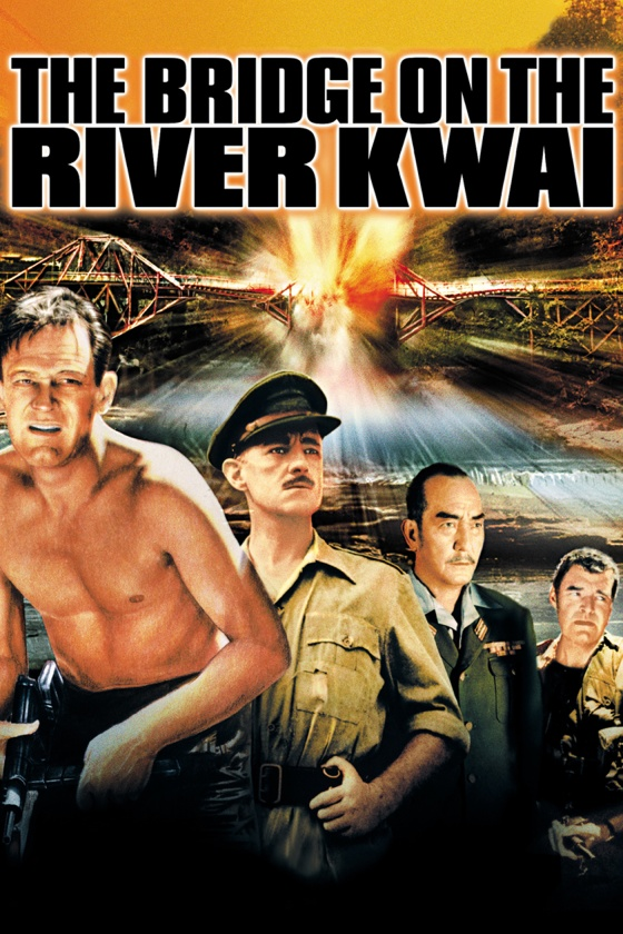 THE BRIDGE ON THE RIVER KWAI (RESTORED VERSION)