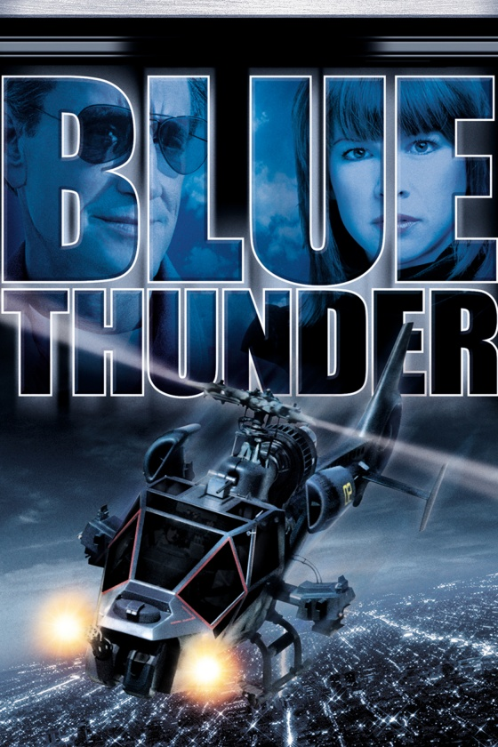 BLUE THUNDER (FEATURE)