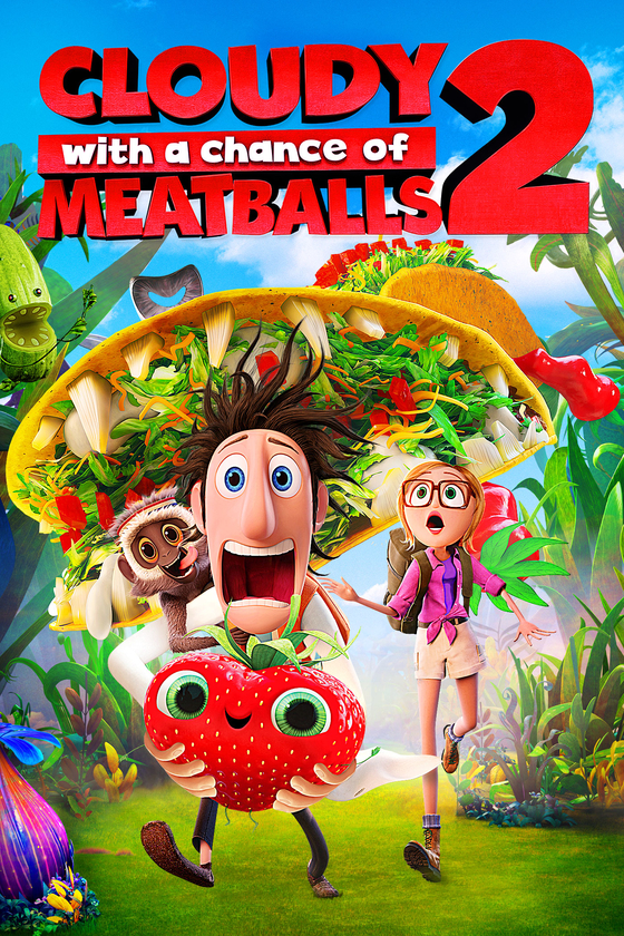 CLOUDY WITH A CHANCE OF MEATBALLS 2 | Sony Pictures Entertainment