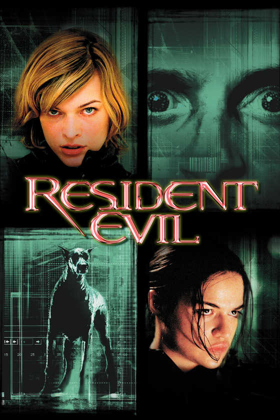 Resident Evil Sony Pictures Entertainment