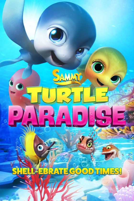 SAMMY & CO - TURTLE PARADISE