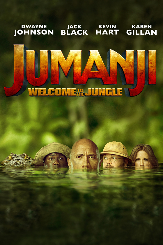 JUMANJI: WELCOME TO THE JUNGLE | Sony Pictures Entertainment