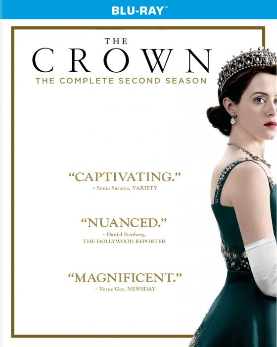 THE CROWN - SEASON 02