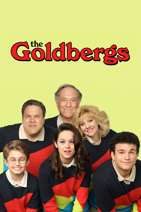 THE GOLDBERGS - SEASON 01