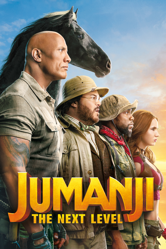 JUMANJI: THE NEXT LEVEL | Sony Pictures Entertainment