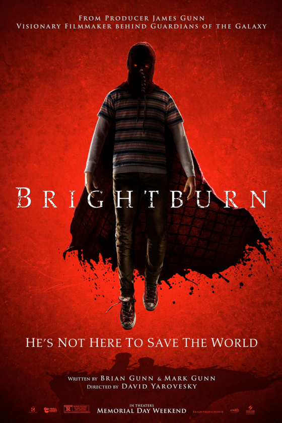 Brightburn Key Art