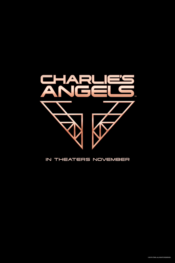 Charlie's Angels Key Art