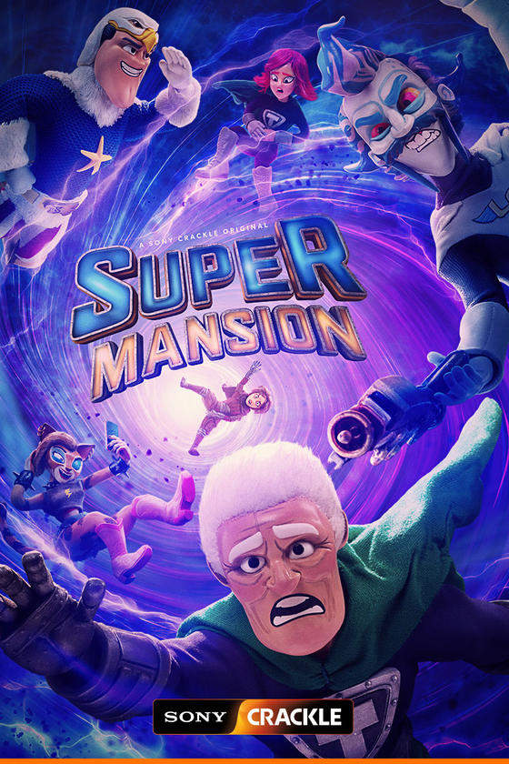 SUPERMANSION | Sony Pictures Entertainment