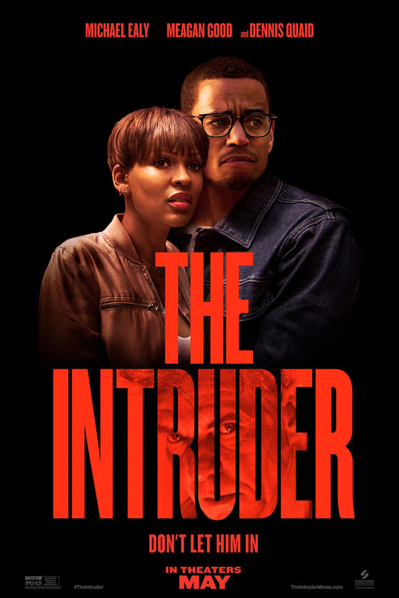 The Intruder key art