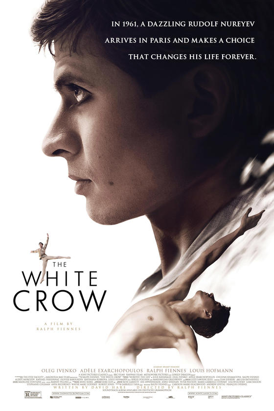 The White Crow Key Art